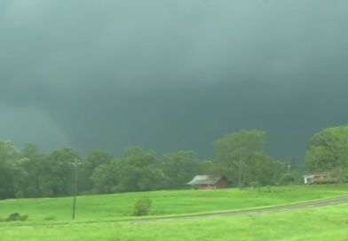 Massive Damage Reports From Tornadoes In The Southern US!!!